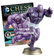 DC Chess Figurine Collection #72 Parasite Forever Evil Eaglemoss